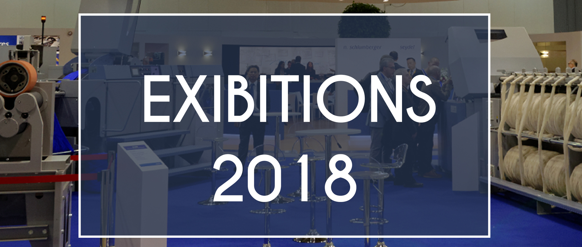N.Schlumberger Exhibitions 2018